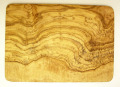 オリーブの木のまな板、オリーブウッドカッティングボード長方形大サイズ PLC_G3_110