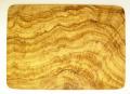 オリーブの木のまな板、オリーブウッドカッティングボード長方形大サイズ PLC_G3_111