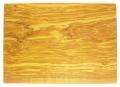 オリーブの木のまな板、オリーブウッドカッティングボード長方形大サイズ PLC_G3_121