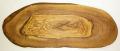 オリーブの木のまな板、オリーブウッドカッティングボード RUSTIQUE変形 PLC_RSTQG10