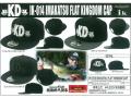 ���ޥ��ġ�IK-014 IMAKATSU FLAT KINGDOM CAP