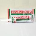 コーキング剤 シリコーンシーラント・白・非流動型 タカダ化学 / スワンボンド102