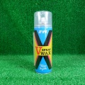 固形に変わるエアゾール式スプレーワックス スプレーベルトワックス 220ml 鈴木油脂 S-253