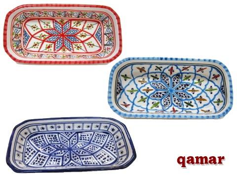 チュニジア製 皿