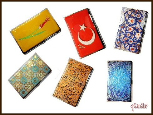 トルコ製 カードケース