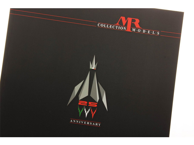 書籍 MR collection 25th Anniversary Book