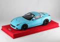 MRコレクション FE11AB 1/18 フェラーリ カリフォルニア T Closed roof Baby Blue (ケース付) 15台限定