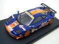 AUTOBARN マクラーレン F1-GTR Gulf BPR Nogaro 1996 1/43キット
