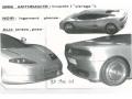 ALEZAN125 ブガッティ ID90 Ital Design 1990