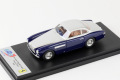 BBR190B フェラーリ 212 Inter Vignale Coupe 1951 Chassis 0135E RHD Dark Metal blue /Silver