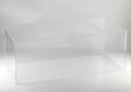 1/18 アクリルカバー (320mm x 150mm x 120mm)