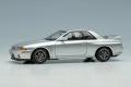 ** 予約商品 ** EIDOLON EM364B ニッサン スカイライン GT-R (BNR32) 1989 ジェットシルバーメタリック