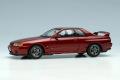 ** 予約商品 ** EIDOLON EM364C ニッサン スカイライン GT-R (BNR32) 1989 レッドパールメタリック