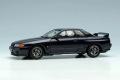 ** 予約商品 ** EIDOLON EM364E ニッサン スカイライン GT-R (BNR32) 1989 ダークブルーパール