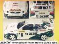 STARTER FOR010 フォード ESCORT THIRY MC 1994