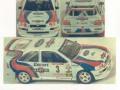 STARTER FOR055 フォード ESCORT MARTINI 3. 24h. YPRES 1994