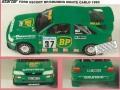 STARTER FOR_z フォード Escort BP/GRUNDIG Monte Carlo 1993