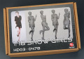 Hobby Design HD03_0478 1/18 Show Girls フィギュア