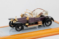 Ilario 1/43完成品 IL43095 Rolls Royce Silver Ghost 1910 Balloon Car sn1513 Open Purple/Black