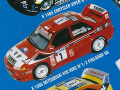PROVENCE K1505 ミツビシ ランサー Ev.6 WRC n.1-2 FINLAND 1999 winner