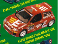 PROVENCE K1539 ルノー CLIO MAXI n.39B Trophee Andreos 2000