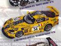 PROVENCE K1589 クライスラー VIPER GTS BELMONDO RACING n.54 LM 2000