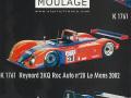 PROVENCE K1761 レイナード 2KQ Roc Auto n.28/29 LM 2002
