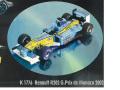 PROVENCE K1776 ルノー F1 R202 モナコGP 2002
