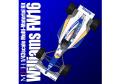 HIRO K536 1/43 ウィリアムズ FW16 1994 Rd.3 San Marino GP #2 A.Senna / #0 D.Hill