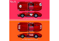 HIRO K537 1/12 フェラーリ 335S 1957 LM #7 /315S 1957 Mille Miglia #532 ver.A