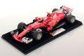 ** 予約商品 ** LOOKSMART LS18F107 1/18 フェラーリ SF70H Winner Australian GP 2017 S.Vettel