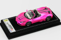 LOOKSMART LS435SC フェラーリ 458 Speciale A Flash Pink with Stripe 25台限定