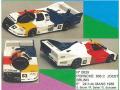 MINI Racing 629 ポルシェ 936.C JOEST BRUNN LM 86 n.63