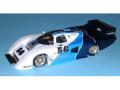 MARSH MODELS MM102 マーチ 84G IMSA n.56 Blue Thunder 1984