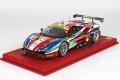 BBR P18136V 1/18 フェラーリ 488 LM GTE PRO 24 H Le Mans 2016 n.51 (ケース付) 48台限定