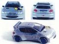 STARTER PEU013 プジョー 206 WRC PRESENTATION