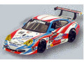 Provence Miniatures K054 ポルシェ 996 GT3 Cup n.80 Seattle/Synergy racing Daytona 05