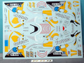 RENAISSANCE MTK12016 1/12 ヤマハ YZR-M1 2005 Tech3 Miro Xaus/Elias デカール