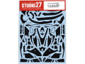 STUDIO27デカール CD12006 1/12 カワサキ Ninja H2R カーボンデカール T社対応【メール便可】