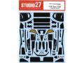 STUDIO27デカール CD20039 1/20 ロータス 102B 1991 カーボンデカール 【メール便可】