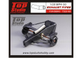 TOP STUDIO TD23163 1/20 MP4-30 Exhaust Pipes