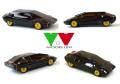 YOW Modellini K008 ランチア SIBILO Bertone 1/43キット
