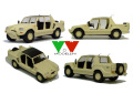 YOW Modellini K108 ランボルギーニ LM001 1st proto 1/43キット