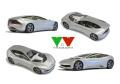 YOW Modellini K122 Pininfarina SINTESI 1/43キット