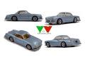 YOW Modellini K151 アルファロメオ 2000 Sestriere Pininfarina 1958 Torino 1/43キット