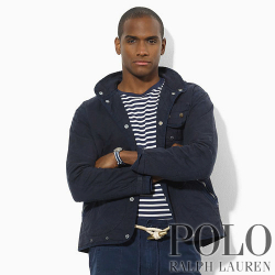 ?Polo Ralph Lauren : Bedouine Quilted Jacket