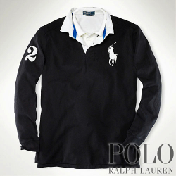  ?Polo Ralph Lauren : Classic Number Collar Big Pony
