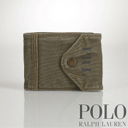 �ݥ���ե?���Polo : Military Billfold Wallet