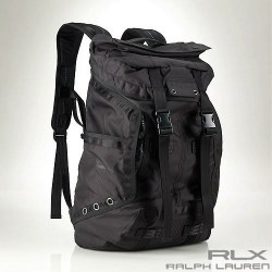 RLX ���ե?���RLX Ralph Lauren : RLX Nylon Backpack