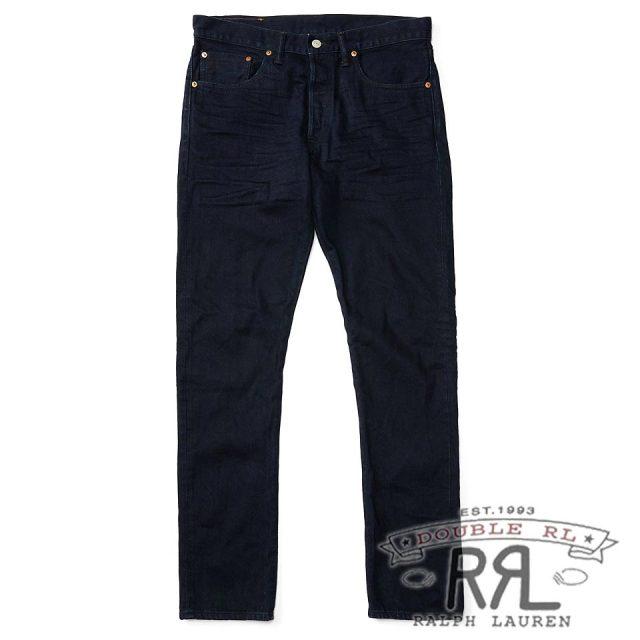 RRL/ダブルアールエル : Slim Narrow Selvedge Jean [スリムナロー/日本製生地使用アメリカ製/デニムパンツ]